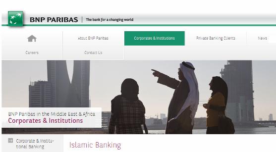 BNP Paribas Islamic Banking