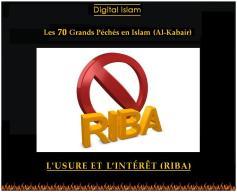 70-péchés-Islam-intérêt-riba