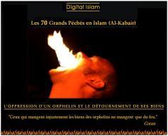 70-péchés-Islam-orphelin