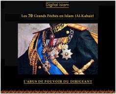 70-péchés-Islam-abus-pouvoir
