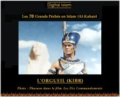 70-péchés-Islam-orgueil