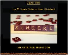 70-péchés-Islam-mentir