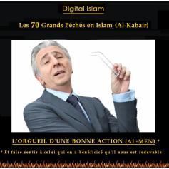 70-péchés-Islam-orgueil-bonne-action