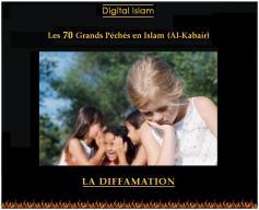 70-péchés-Islam-diffamation