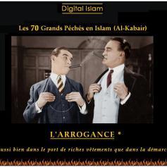 70-péchés-Islam-arrogance