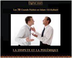 70-péchés-Islam-dispute