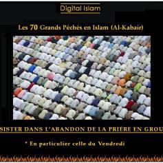 70-péchés-Islam-persister-abandon-prière
