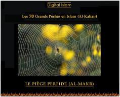 70-péchés-Islam-piège-perfide