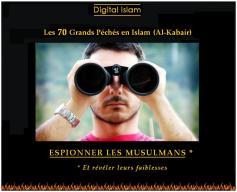 70-péchés-Islam-espionner-les-musulmans