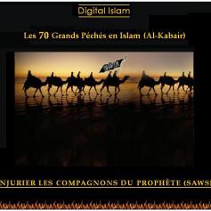 70_péchés-Islam-injurier-compagnons
