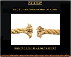 70-péchés-Islam-parenté