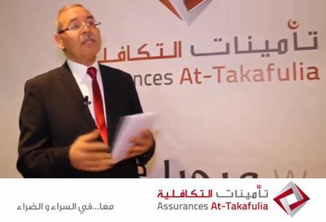 Ali-HAMMAMI-PDG-Assurances-At-Takafulia