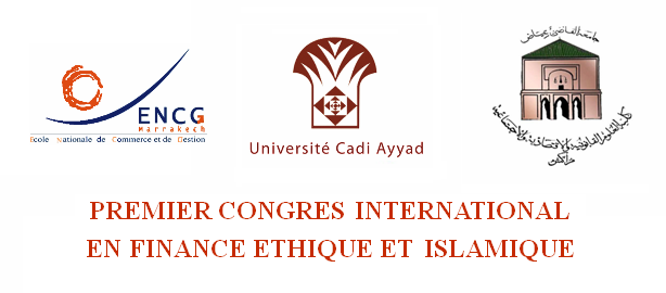 ENCG-Marrakech-congrès-international-finance-éthique-islamique