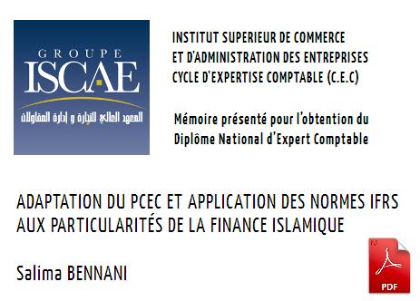 PCEC-ISCAE-Salima-BENNANI