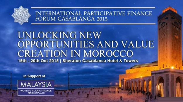 Forum International de la Finance Participative de Casablanca IPFFC 2015