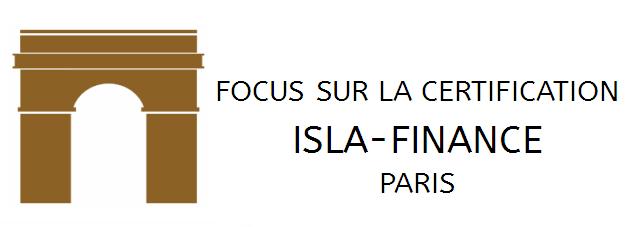 Certification Isla-Finance