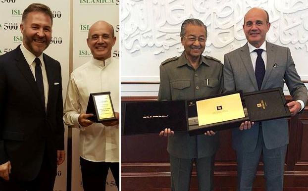 El Mostafa Belkhayate, Laurent Maliere, Mohamad Mahathir