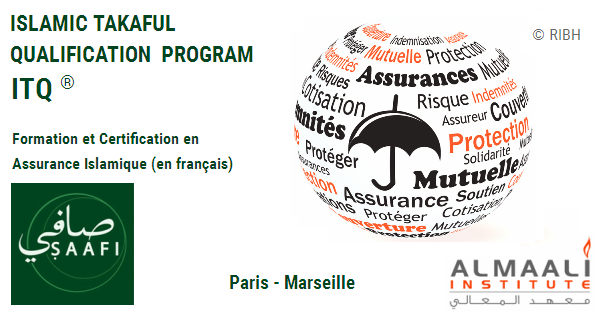 Finance islamique premi re formation certifiante d assurance takaful en fra - Credit islamique en france ...