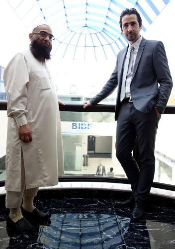 Sheikh Faizal Ahmed MANJOO et Ezzedine GHLAMALLAH
