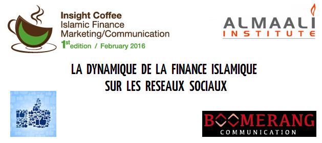 Finance islamique et réseaux sociaux