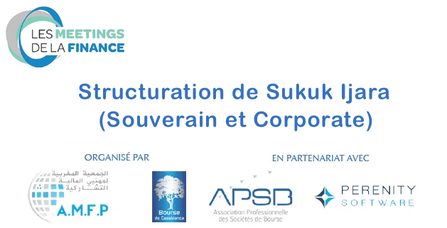 Meetings de la finance - Structuration Sukuk Ijara
