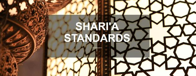 Shariah Standards