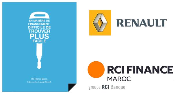 RCI Finance Maroc - Renault