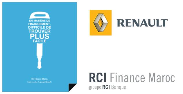 RCI Finance Renault Maroc