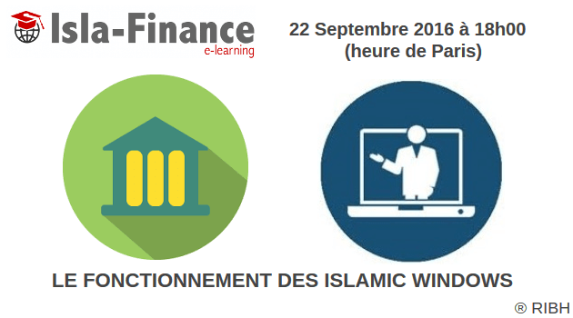 Formation en ligne Islamic Window