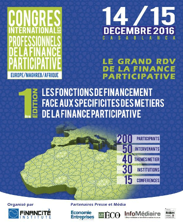 Congrès International des Professionnels de la Finance Participative