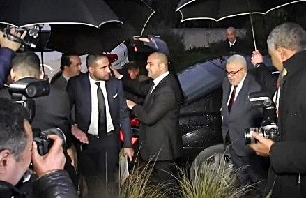 Le Chef de Gouvernement Abdelilah BENKIRANE inaugure le SIFEP 2017