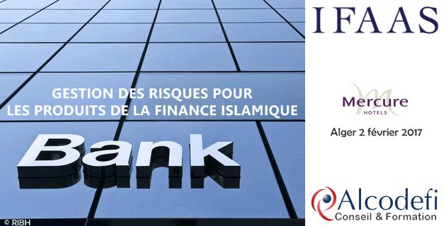 Séminaire gestion des risques - Alger