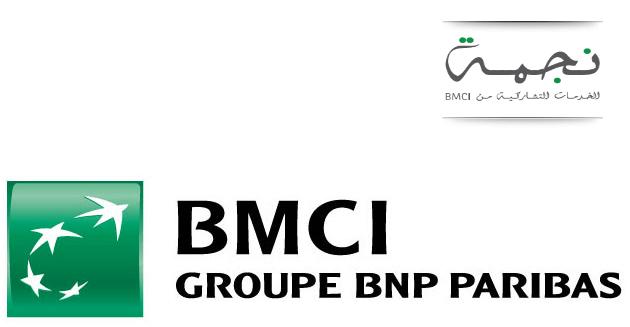 BMCI Najmah banque participative