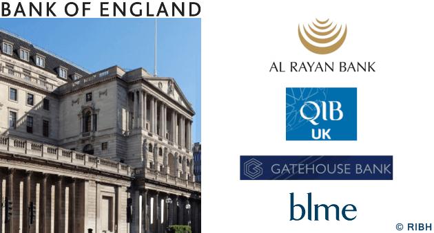 Banque islamiques en Angleterre