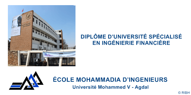 Diplôme Universitaire Ingénierie Financière EMI