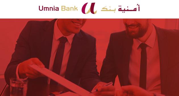 Offre d'emploi Umnia Bank