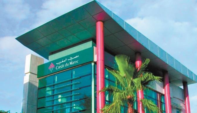 Crédit du Maroc banque participative