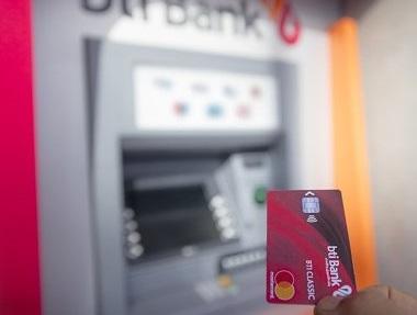 carte BTI Bank