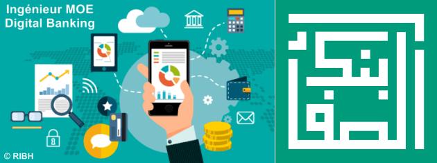 Ingénieur MOE Digital Banking Bank Assafa