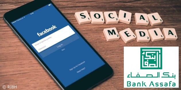 page facebook Bank Assafa