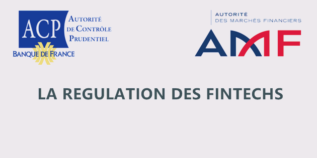 ACPR AMF Banque de France régulation