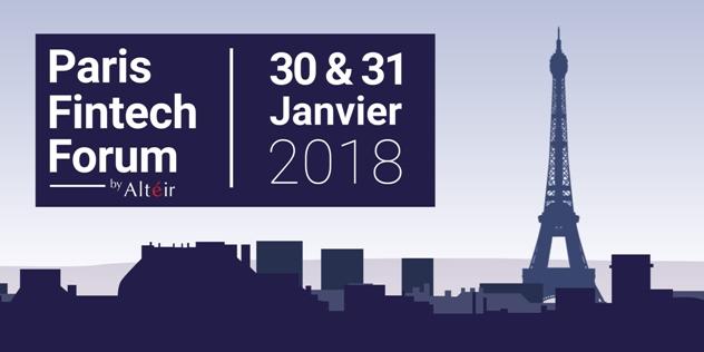 Après le succès international de l'édition 2017, le Paris Fintech Forum 2018 a pour ambition de réunir plus de 2000 participants sur 2 jours au Palais Brongniart au cœur de Paris les 30 & 31 janvier 2018, autour de plus de 200 dirigeants de banques, assureurs, opérateurs télécoms, régulateurs et bien entendu Fintech de tous les continents.