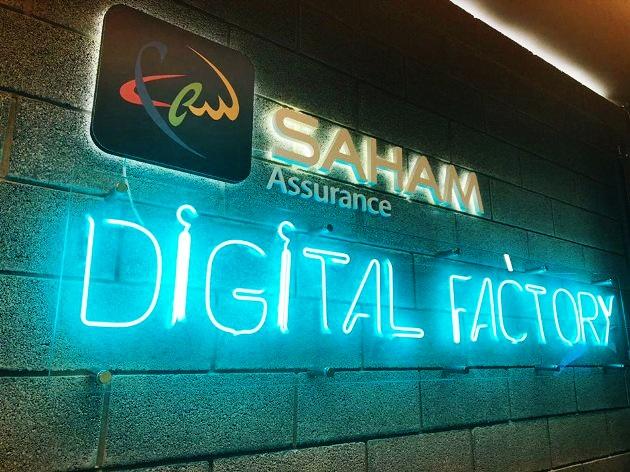 Saham Assurance Digital Factory Casablanca Maroc