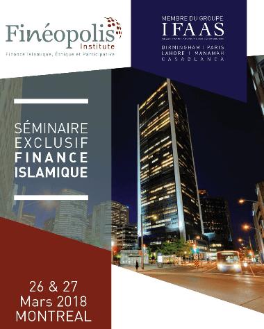 Séminaire de Finance Islamique à Montreal