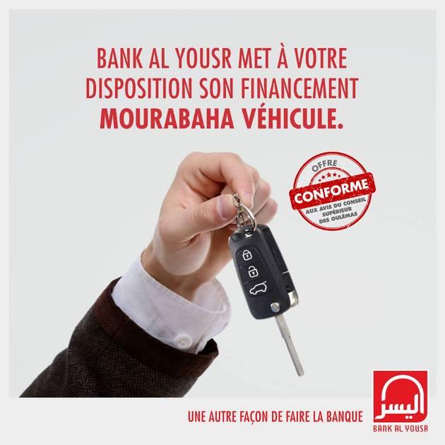 bank al yousr mourabaha auto