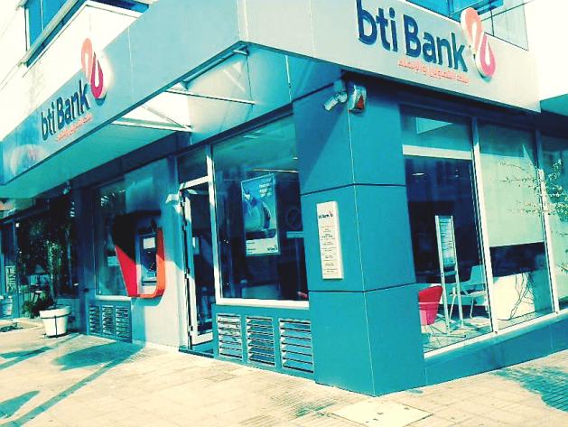 BTI Bank agence Rabat Agdal