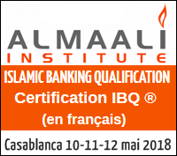 Formation en finance islamique