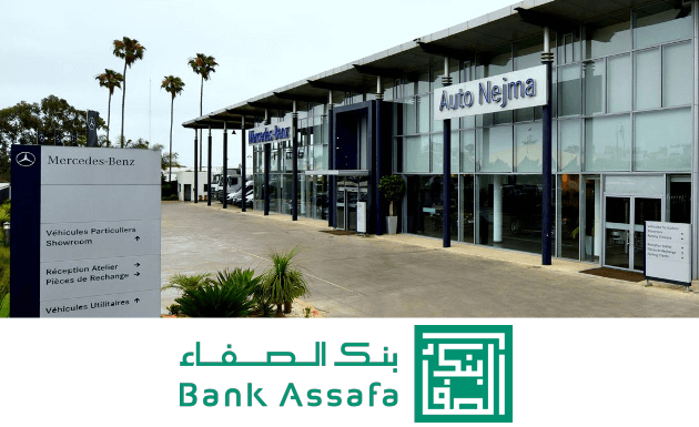 Mercedes Bank Assafa