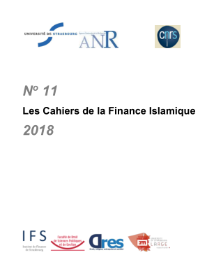 Cahiers finance islamique 11