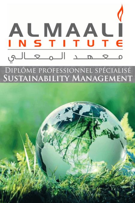 Diplôme Professionnel en Sustainability Management